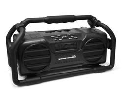 Pyle Industrial BoomBoX Rugged Bluetooth Speaker Waterproof