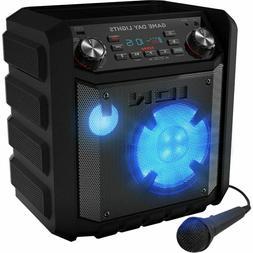 ION IPA80A Game Day Lights Bluetooth Wireless 50 Watt Speake