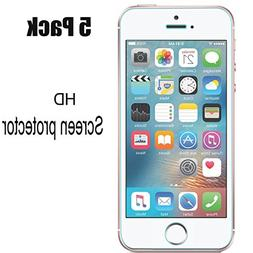 iPhone 5S/SE/5C/5 Screen Protector,iBarbe Apple iPhone se S