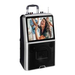 "IQ Sound IQ-1508DJWK 8"" Karaoke PA Speaker +15"" LED Wi-Fi +U"