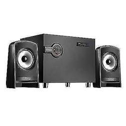 IQ Sound Speaker System - Wireless Speaker - Black - 55 Hz -