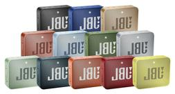 JBL GO 2 Waterproof Portable Wireless Bluetooth Speaker