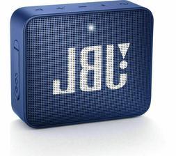 JBL GO2 Portable Bluetooth Speaker - Blue - Currys