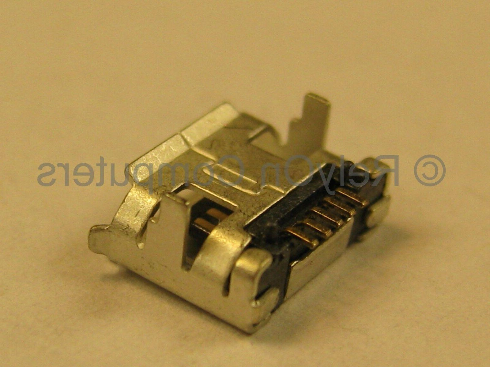 10x Lot of USB Charging Port for Bluetooth