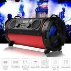 15W LCD Bluetooth Speaker Subwoofer Super Bass Stereo Wirele
