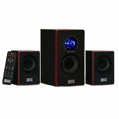 2 1 speaker system 2 1 channel