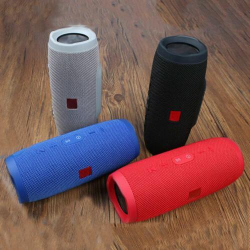 New 3+ Portable Waterproof Wireless