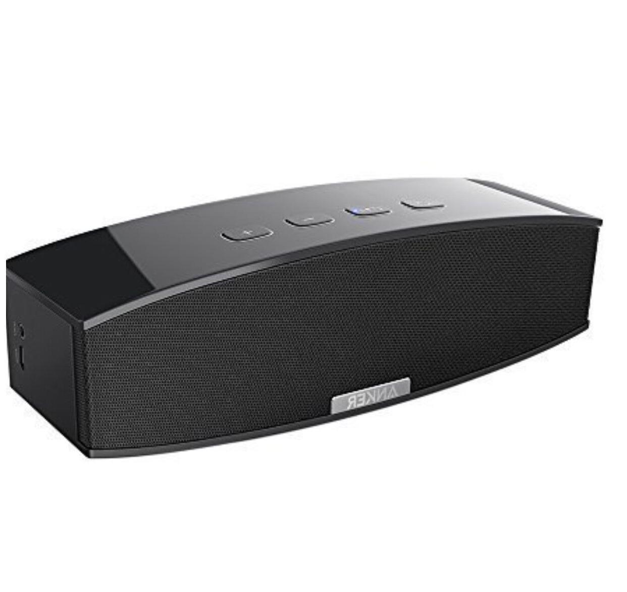 Anker 20W Premium Stereo Bluetooth Portable Speaker with Dua