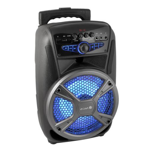 35w wildmambo portable bluetooth speaker with built