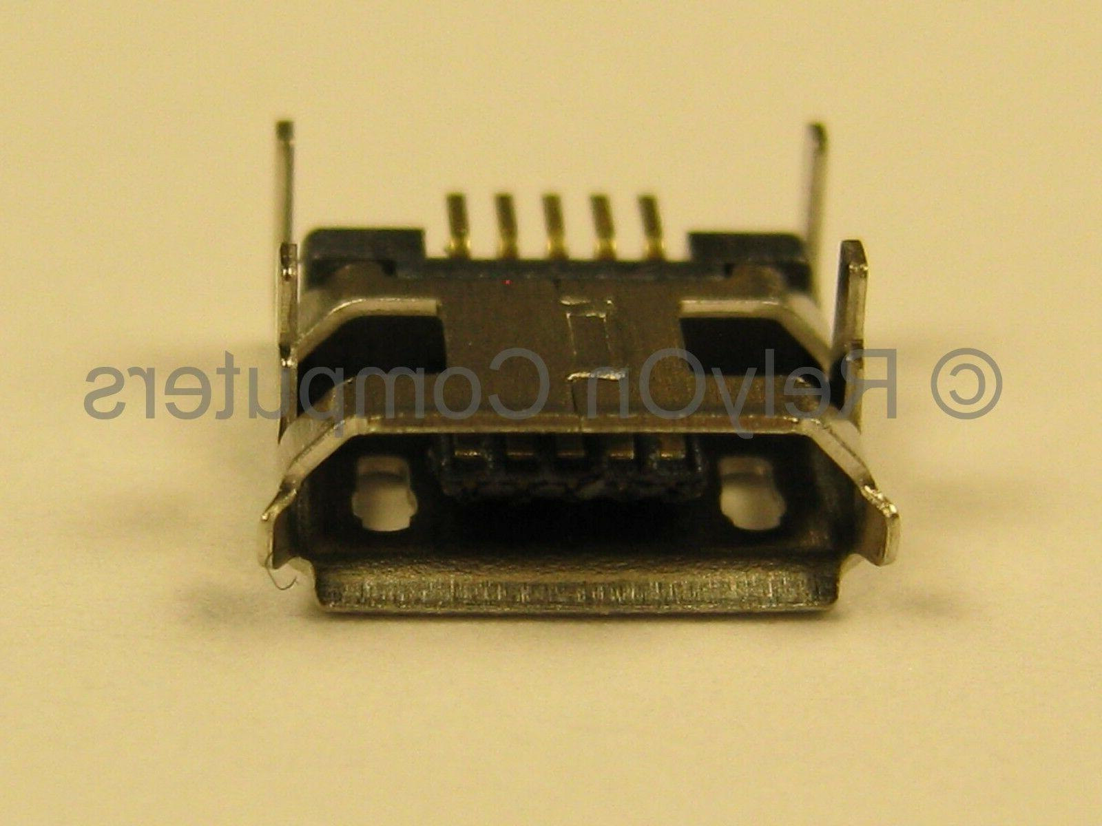 2x USB Charging Port Micro for Altec Lansing