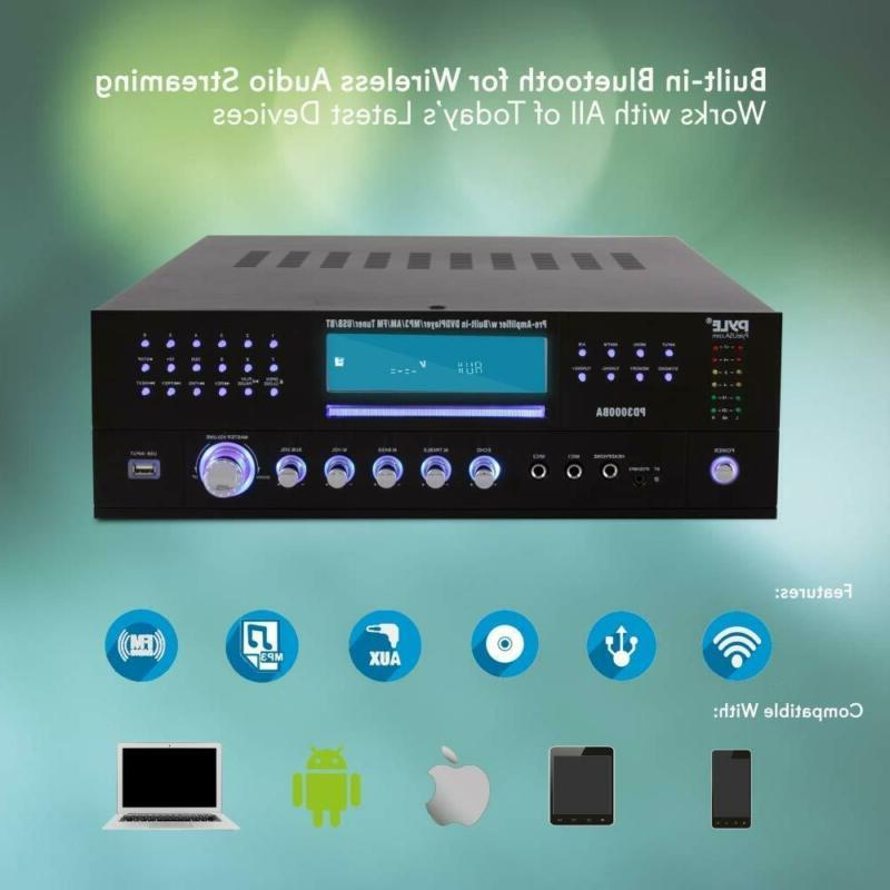 4 Amplifier - Stereo Rec