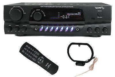 NEW PYLE PRO PT260A 200W Home Digital AM FM Stereo Receiver