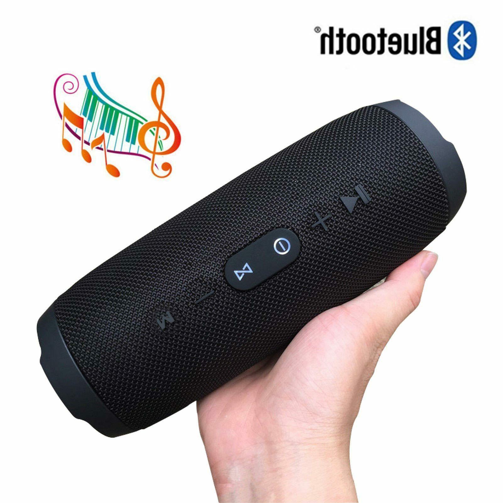 40W Speaker Waterproof USB TF