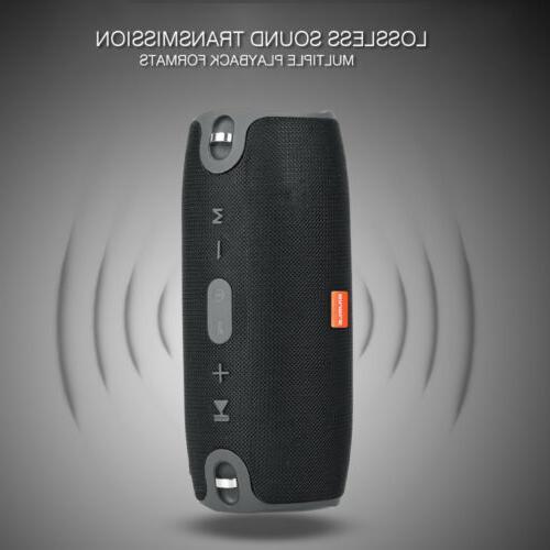 BIUBLE Bluetooth Waterproof Outdoor Bass
