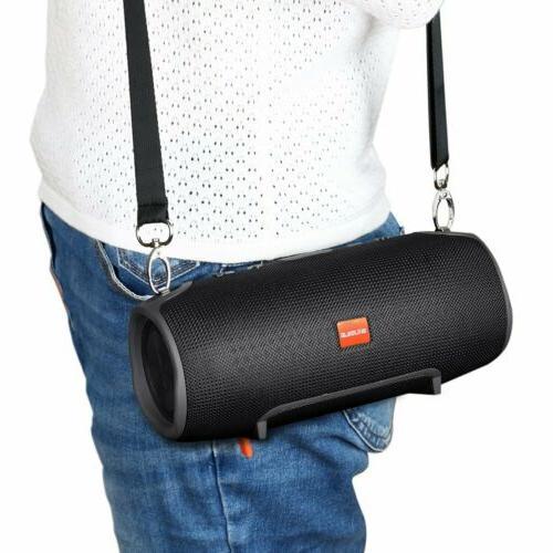 BIUBLE 40W Bluetooth Speaker Bass USB AUX