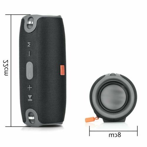 BIUBLE 40W Portable Bluetooth Bass USB