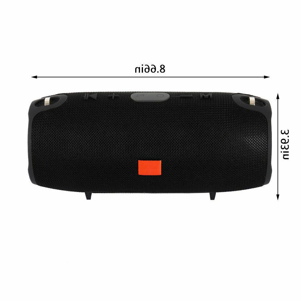 40W Bluetooth Speaker Outdoor USB TF AUX