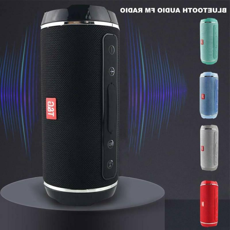 40w portable wireless bluetooth speaker waterproof stereo