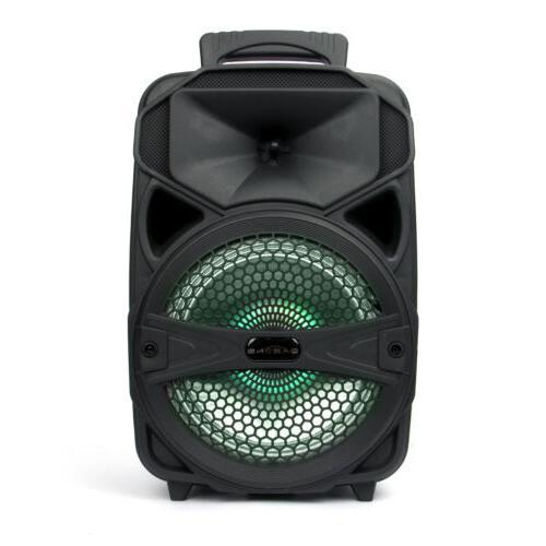 Bluetooth Speaker Bass Sound Party