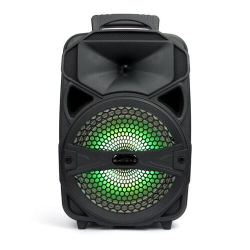 """8"""" Speaker Portable Stereo Tailgate"""