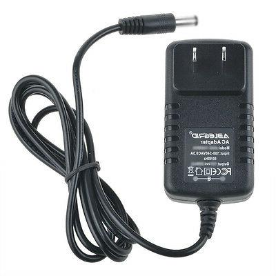 Generic 12V Power Adapter Charger for QFX PBX-1201 Bluetooth
