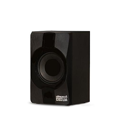 Acoustic AA2131 Home 2.1 Speaker System for