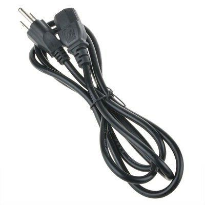 AC Power Cord Cable for QFX SBX-410602 SPEAKER WITH BUILT-IN AMPLIFIER Charger