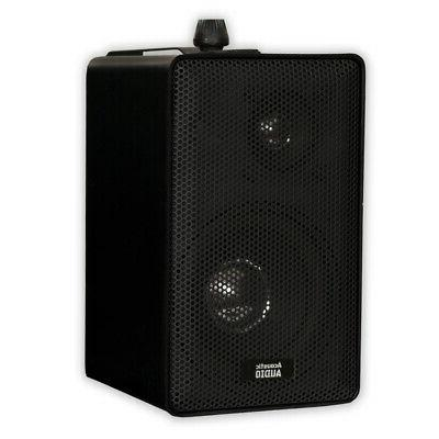 Acoustic Indoor or Speaker Pair