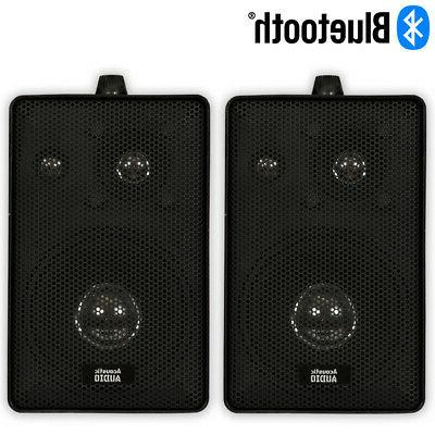 acoustic audio 251b bluetooth indoor or outdoor