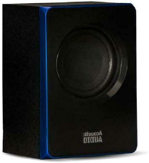 Acoustic Audio AA5102 Powered Speaker System Home Theater