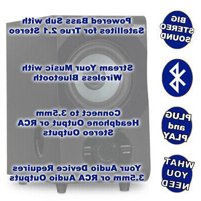 Bluetooth Speaker for Multimedia Laptop