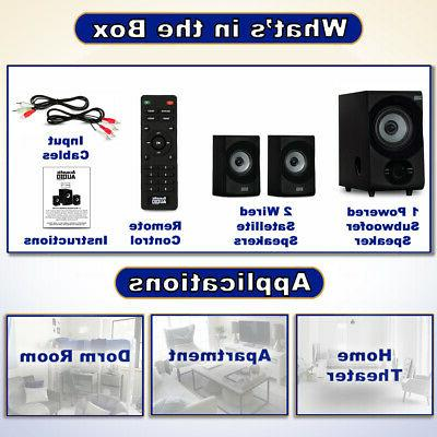 Acoustic for Multimedia Laptop