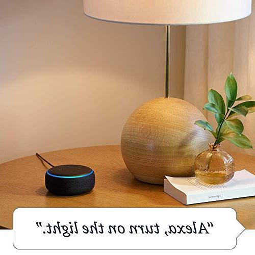 All-new Echo Smart - Charcoal