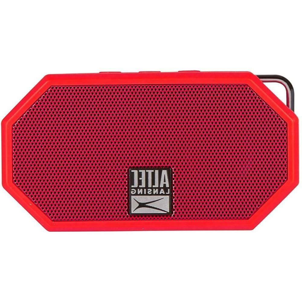Altec H20 3 - Rugged Wireless Waterproof Speaker