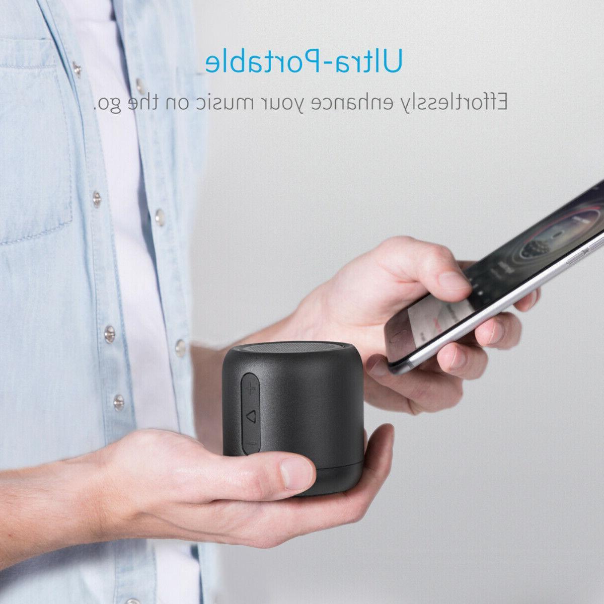 Anker Bluetooth Enhanced Bass Microphone