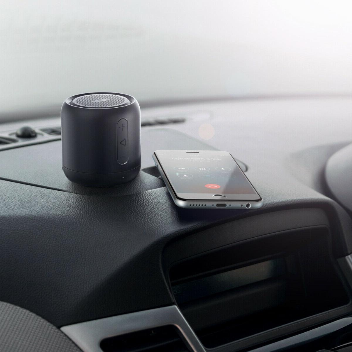Anker Soundcore Bluetooth Speaker Enhanced Microphone