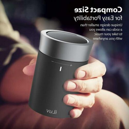 iLuv Aud Click, WiFi & Bluetooth Speaker with