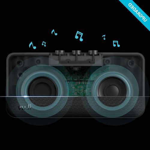 iLuv Mini Slim Pocket-Sized Sound Bluetooth for