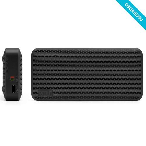 iLuv Slim Pocket-Sized Powerful Bluetooth Speaker