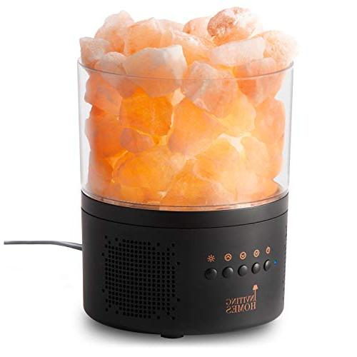 audioglow himalayan salt lamp bluetooth