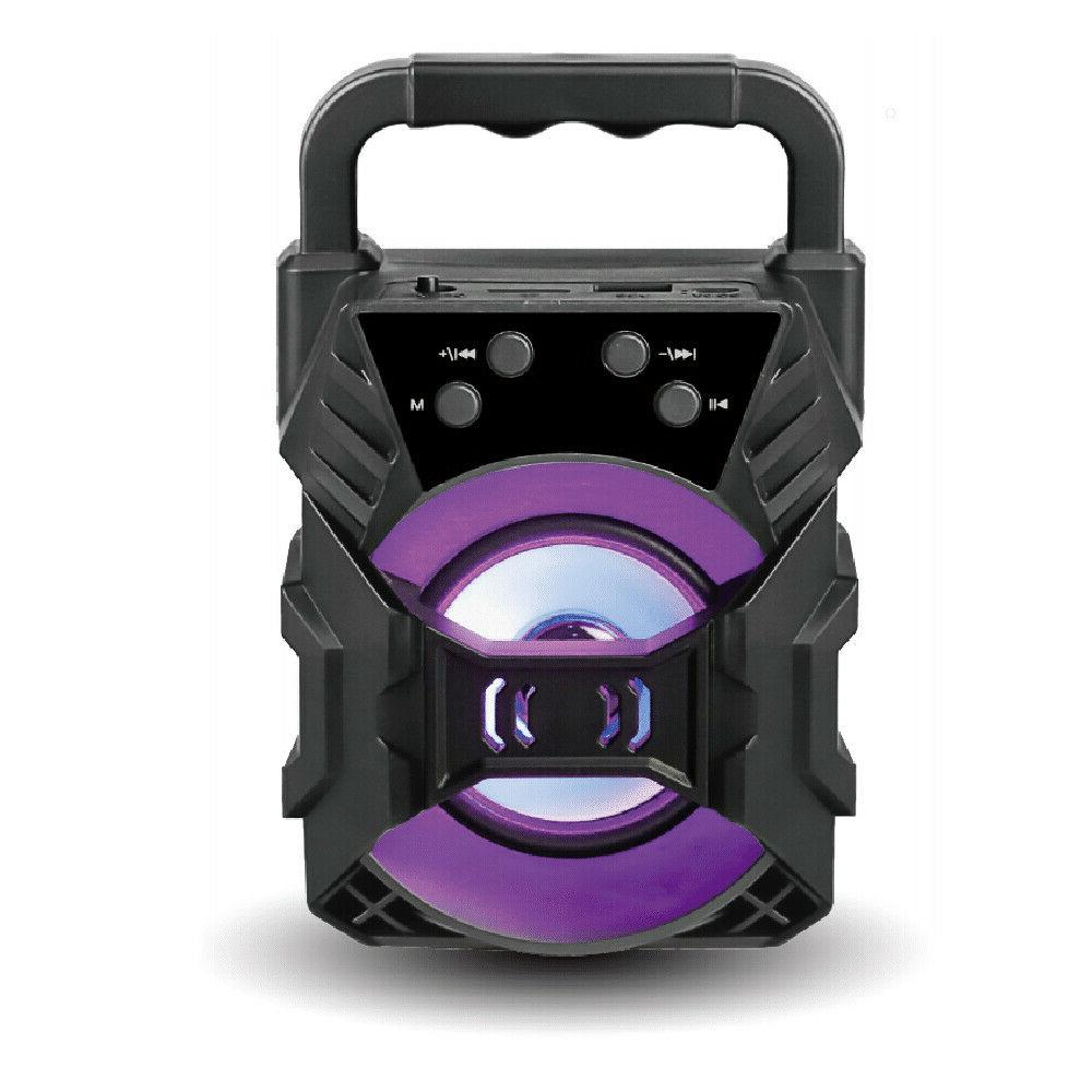 autio portable mini speaker bluetooth 400 watt