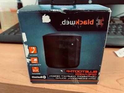 Blackweb Compact - New in damaged box
