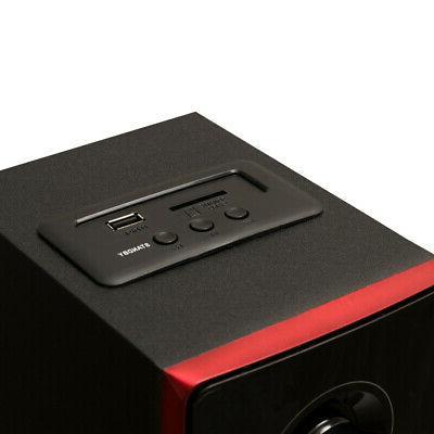 Acoustic Audio Bluetooth Home 2.1 Speaker Multimedia Computer