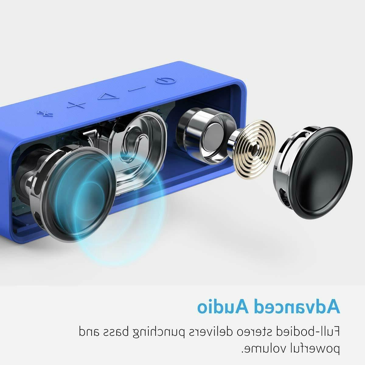 Anker Speaker 24-Hour Playtime Dual-Driver