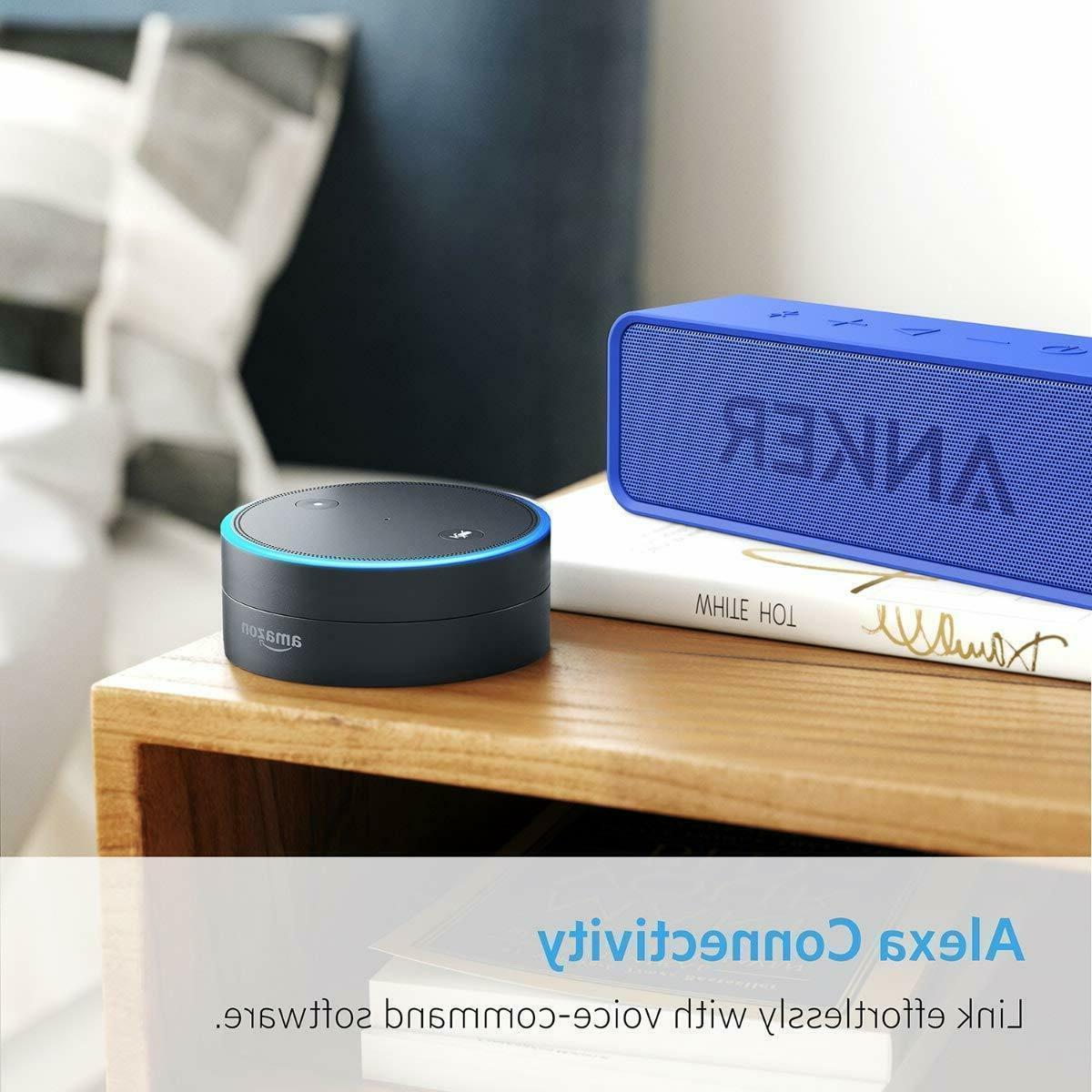 Anker Bluetooth Speaker Playtime 66ft