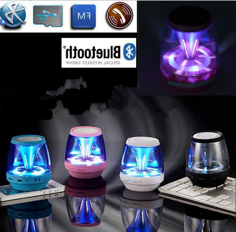 Bluetooth Speaker URPOWER Hi-Fi Portable Wireless Stereo LED