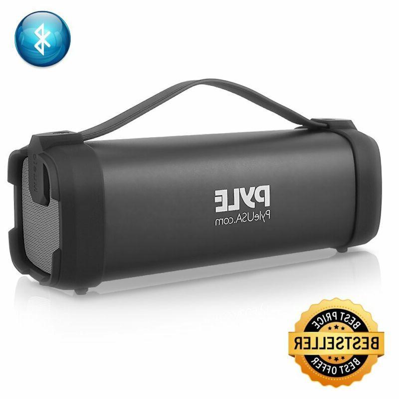 bluetooth speaker wireless portable 100 watt power