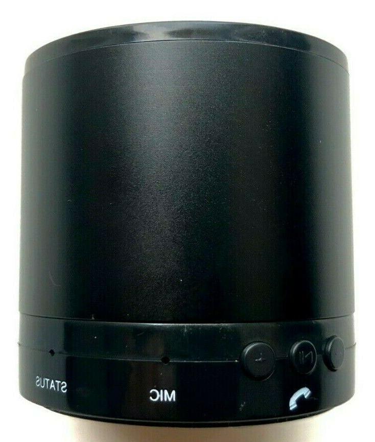 Bluetooth Speaker Microphone Aux, Indicator Boombox
