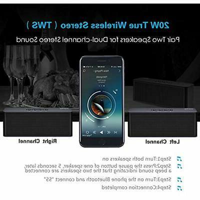 Bluetooth MP4 ZoeeTree S5 TWS HD TF
