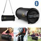 Bluetooth Wireless Speaker Portable Outdoor Splashproof Shoc